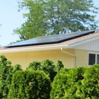 Solar Electric 3.6kW